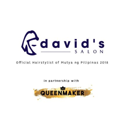 OFFICIAL HAIRSTYLISTS OF MUTYA NG PILIPINAS 2018